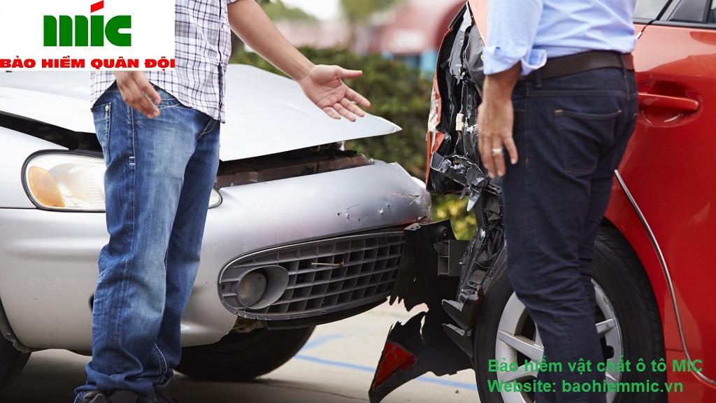 bảo hiểm vật chất ô tô mic